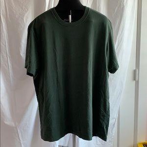 3/$24 Eddie Bauer Travex green t-shirt 2XL